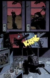 liberator comic 1