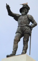 Will someone please tear down this statue of Ponce De Leon already?!