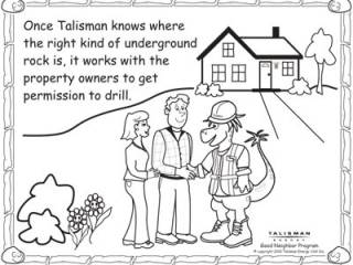 From a coloring book for kids, produced by the oil and gas industry.