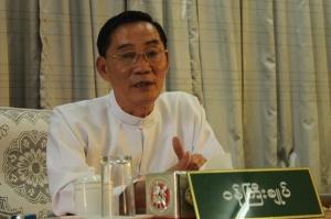 Khin Maung Oo (Kayah State Minister)