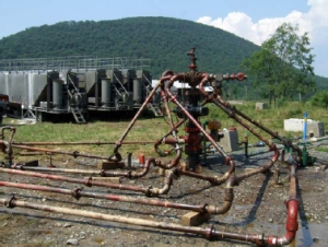 Machine used for hydrofracking (NYS Department of Environmental Conservation)