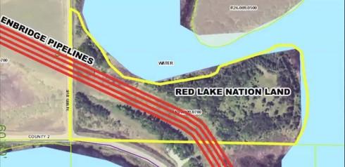 Red Lake Bmap