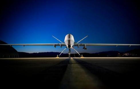 Military Drones and Face Recognition Inevitable Part of NYC Future