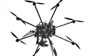 The drones could cost the PSNI up to £1m. Photograph: Keith Morris/Alamy
