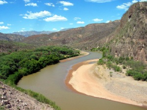 The Yaqui River