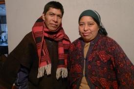 Anti-mining community leader Daniel Pedro Mateo