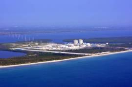 FPL St Lucie Nuke Plant on Hutchinson Island