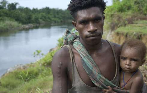 The military presence in West Papua is almost always accompanied by human rights violations such as killings, arbitrary arrests, rape and torture. © Survival International