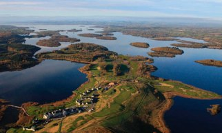 Lough Erne Resort, G8 meeting location June 2013