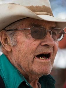 Datil, N.M., rancher John Hand, 79, is opposed to the Mexican wolf recovery program.(Photo: Michael Chow, The Arizona Republic)