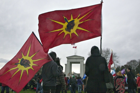 Canada has recently seen a wave of indigenous protest through the Idle No More Movement
