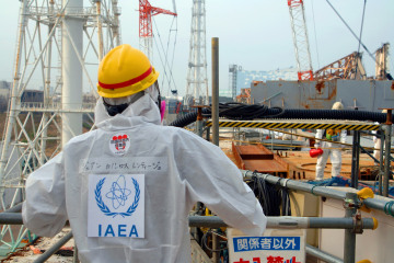 JAPAN-DISASTER-ACCIDENT-NUCLEAR-ENERGY-IAEA