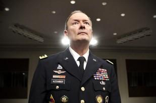 General Keith Alexander (Credit: Reuters/Yuri Gripas)