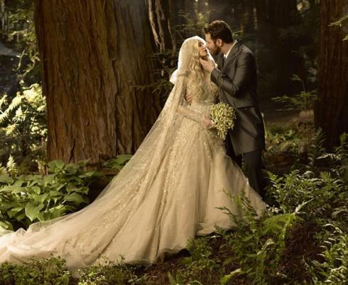 Alexandra and Sean Parke tie the knot in a lavish $10 million affair.