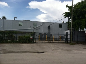 Doors close at Primate Products in Miami