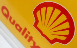 Outgoing Shell chief executive Peter Voser called the fall in second quarter profits 'disappointing'. Photo: GETTY