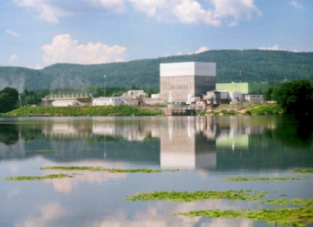 The Vermont Yankee Power Plant is a boiling water nuclear reactor located in Vernon.